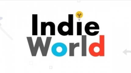 Every game announced in Nintendo's Indie World presentation