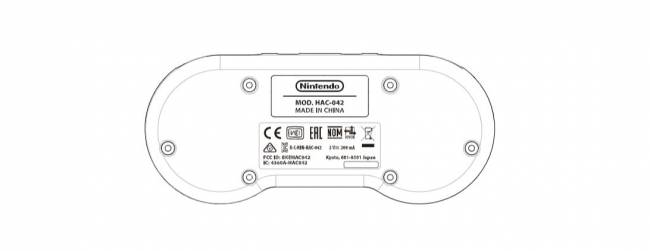 An FCC Filing Points Towards A Wireless SNES Controller For Nintendo Switch