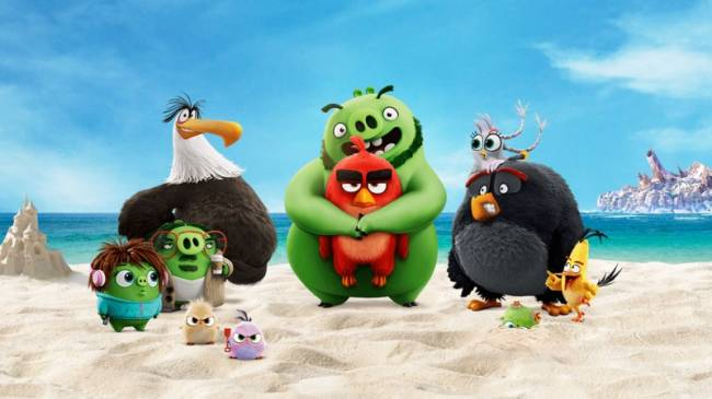 The Angry Birds Movie 2 Is Not Actively Horrible