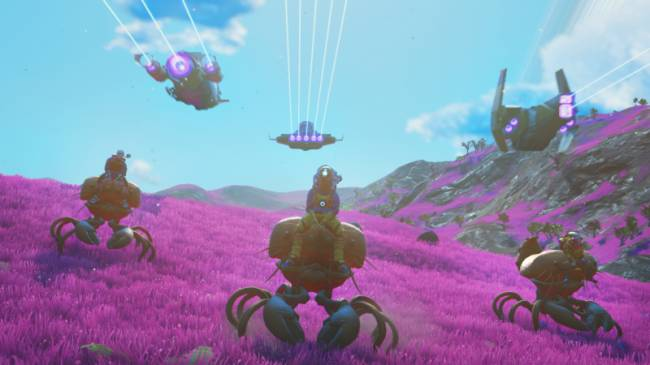 No Man's Sky Beyond Will Let You Milk Aliens