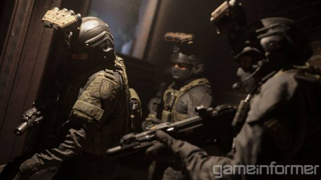 Everything We Know About Call Of Duty: Modern Warfare's Campaign