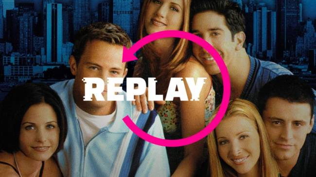 Replay – Friends: The One With All Of The Trivia