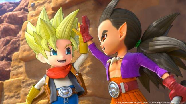 Dragon Quest Builders 2 Gets An Epilogue In A New Update