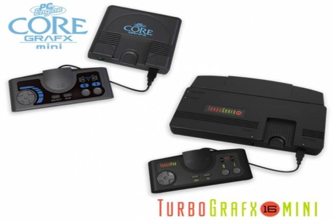 Final Game List For TurboGrafx-16 Miniconsole Revealed