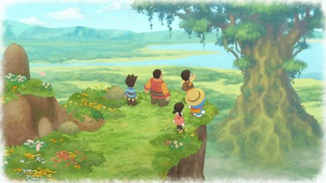 Doraemon: Story Of Seasons Gets A Release Date In The West