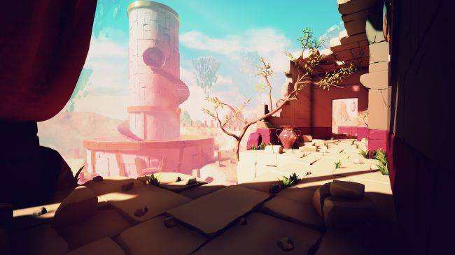 Pretty puzzler The Sojourn gets a release date and a new trailer