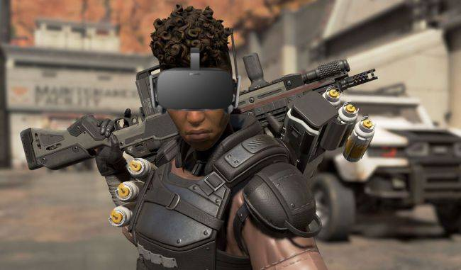 Respawn's mystery VR shooter will be revealed next month