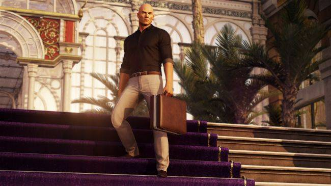 Hitman 2's incredible homing briefcase is coming back