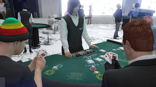 GTA Online's casino update brought in the most players since launch