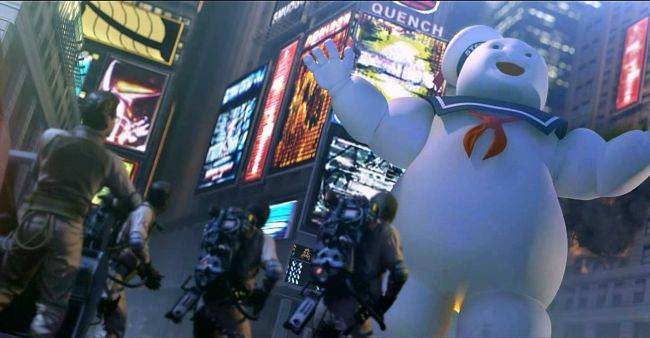 Ghostbusters: The Video Game will be resurrected in October