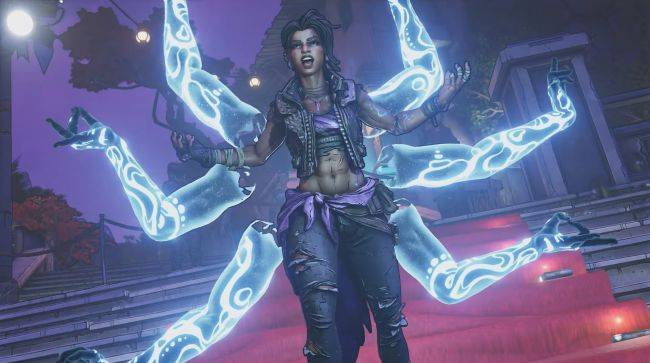 Borderlands 3's Amara is looking for a fight in a new character trailer