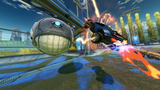 Rocket League is dropping randomized loot crates