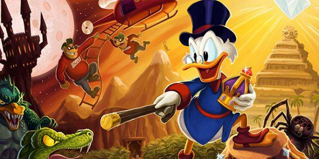 DuckTales: Remastered is being removed from digital storefronts