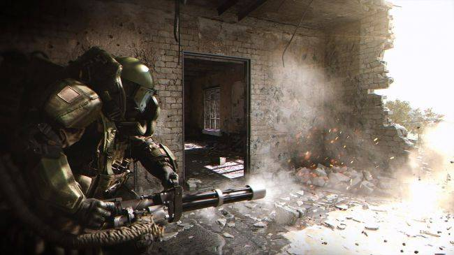 Call of Duty: Modern Warfare lets you equip a bloodthirsty Tamagotchi