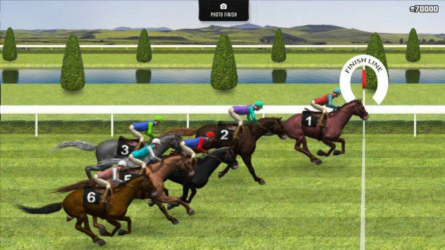 A GTA Online casino glitch lets players win chips fast on the horse races