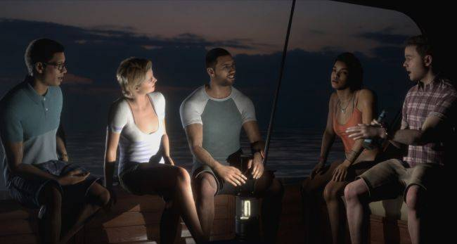 Your friend might get you killed in Man of Medan's co-op mode