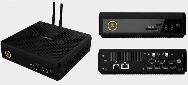 This adorably small PC packs some serious firepower, including up to an RTX 2070