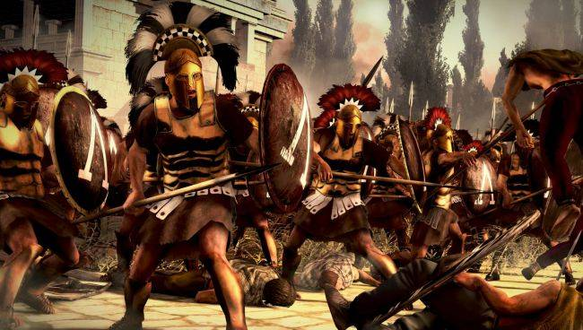 Total War Saga is heading to Troy, according to a trademark application
