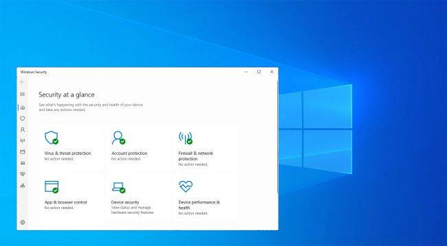 Recent antivirus testing found Windows Defender to be a top performer