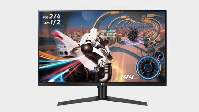 Pick up this 32-inch LG gaming monitor for $250 off