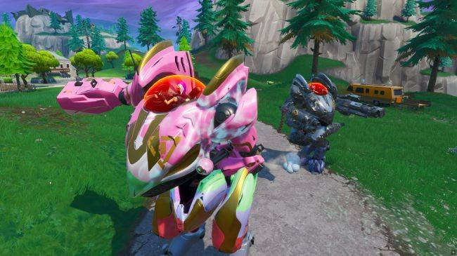 Pro Fortnite teams beg Epic to scrap mechs for competitive play