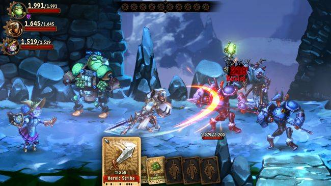 SteamWorld Quest gets extra difficulty mode and new game plus in free update