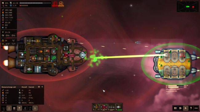 Shortest Trip to Earth, the tricky FTL-like, leaves Early Access this week