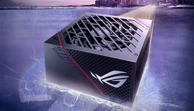 Asus is readying ROG Strix branded 650W and 750W power supplies