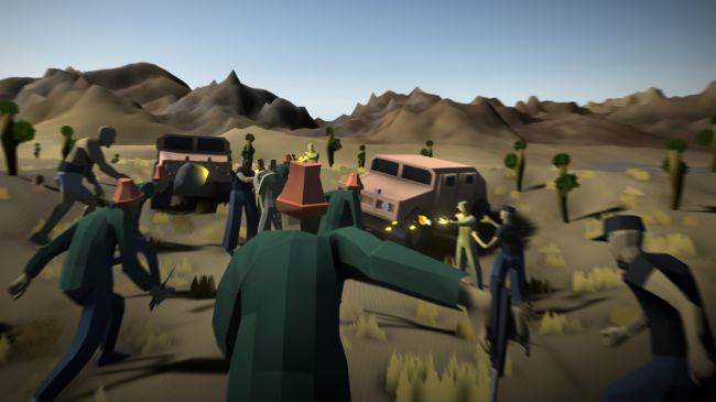 There are now almost 51 games about storming Area 51
