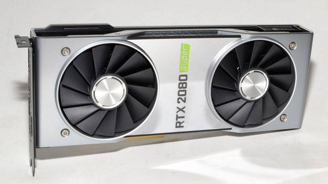 Nvidia's RTX 2070 Super and 2080 Super cards are back in stock