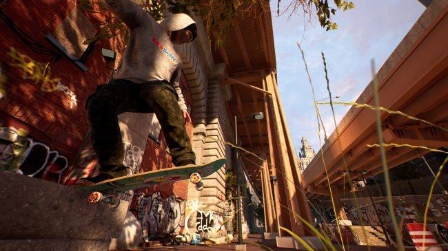 Skateboarding sim Session is coming to Steam in September