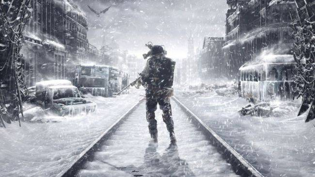 Metro author Dmitry Glukhovsky says he's working on the next game in the series