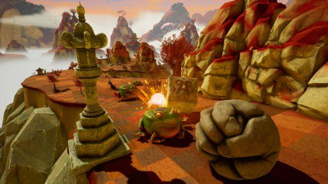 Rock of Ages 3: Make & Break is coming to flatten your castle next year