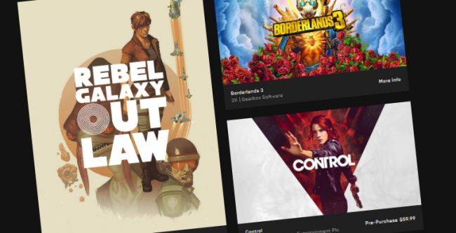 Epic Games Store gets better product pages and more cloud saving