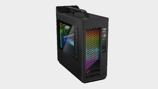 Supercharge your gaming setup with this Lenovo Legion desktop PC, $490 off