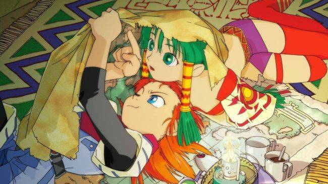 Grandia HD Remaster is coming to Steam