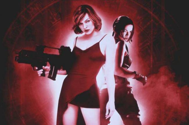 A Resident Evil movie reboot is in development