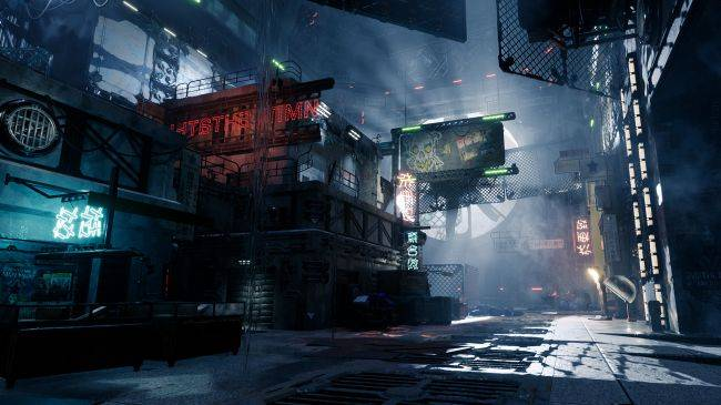 Ghostrunner is a cyberpunk-style mix of Dishonored and Mirror's Edge