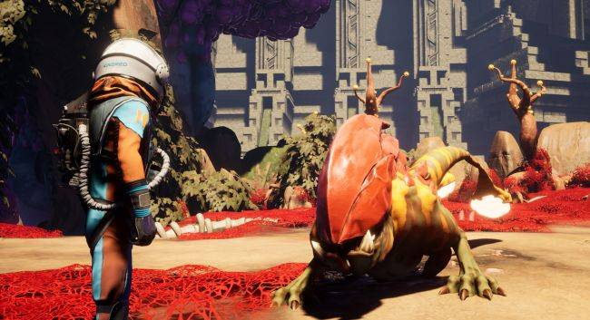 Journey to the Savage Planet will have online co-op, launches in January