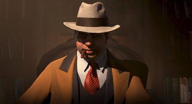 Al Capone plays the Chicago Piano in the first Empire of Sin gameplay trailer