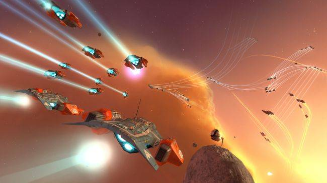 Gearbox is teasing a Homeworld announcement at PAX West