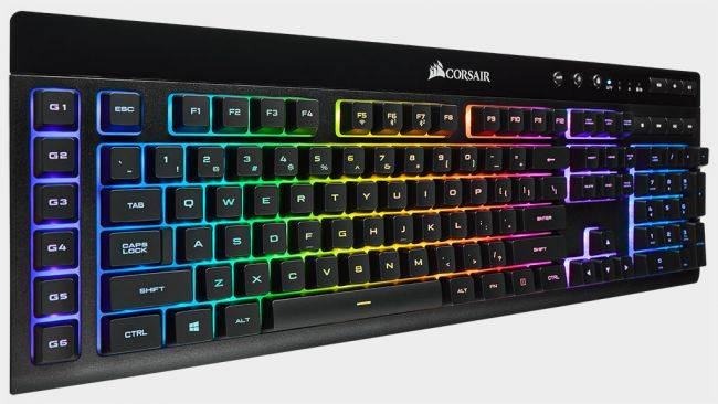 Corsair turns up the brightness on its newest wireless gaming keyboard