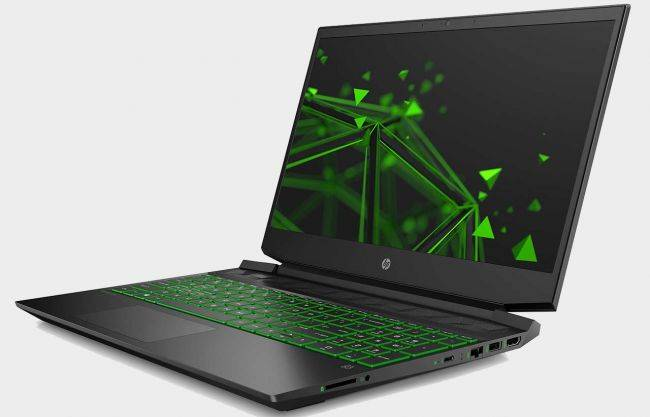HP's first gaming laptop powered by an AMD CPU will start at $799