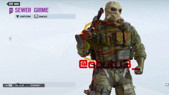 Rainbow Six Siege's Halloween skins appear to have leaked