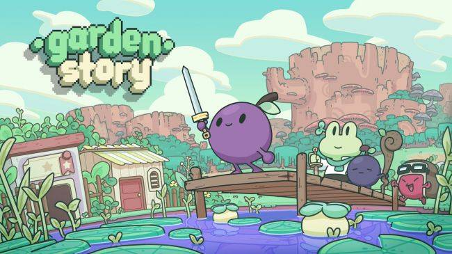 Super cute town adventure Garden Story harvests a publisher