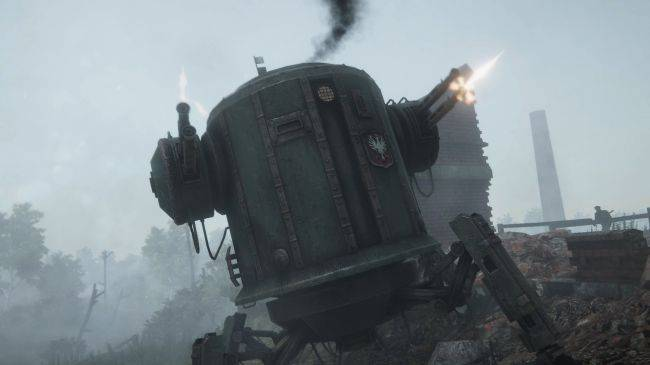 A new Iron Harvest gameplay trailer reveals 2020 release date