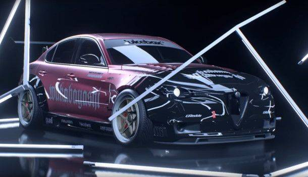 Here's some raw 4K gameplay footage from Need For Speed: Heat