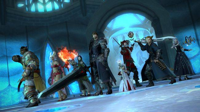 Square Enix wants to break the barriers between Final Fantasy 14 datacenters