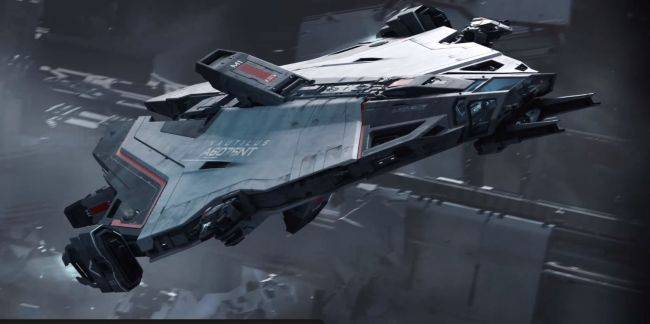 This new mine-laying Star Citizen spaceship costs $675, and you can't have it