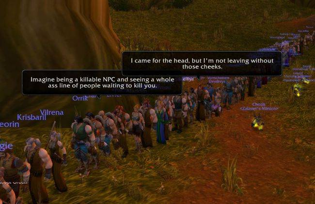 World of Warcraft game director responds to queue complaints